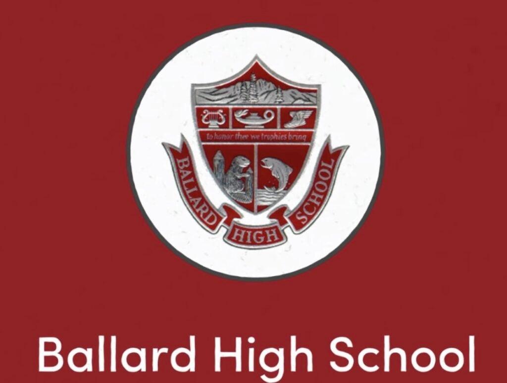 Ballard High School Crest