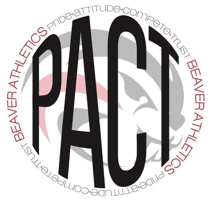 Ballard Athletics PACT logo