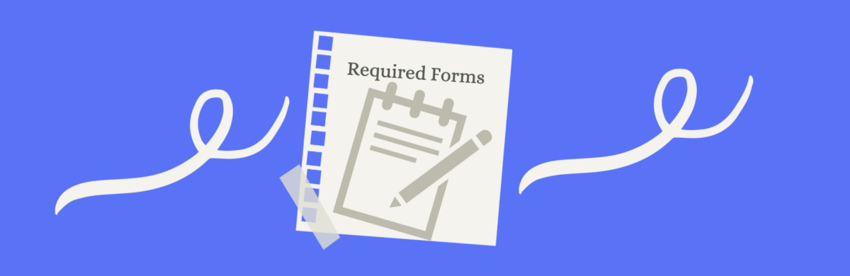 Required Forms Clipbord