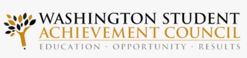Wa Student Achievement Council logo